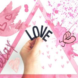 freetoedit love freelove pink irclove