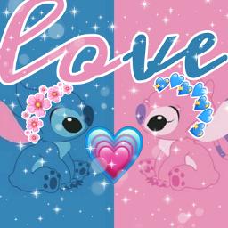 freetoedit love stitch