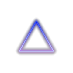 freetoedit purple frame neon light