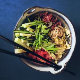 ramen dinnerfortwo organic noodles sunbasket