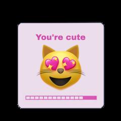 cute love freetoedit