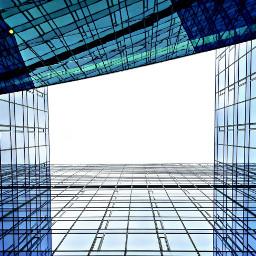 freetoedit blue building architecture geometric pcshadesofblue