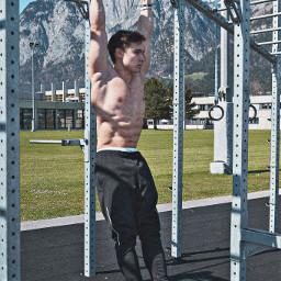 freetoedit freeletics pullup fitnessmodel calisthenics