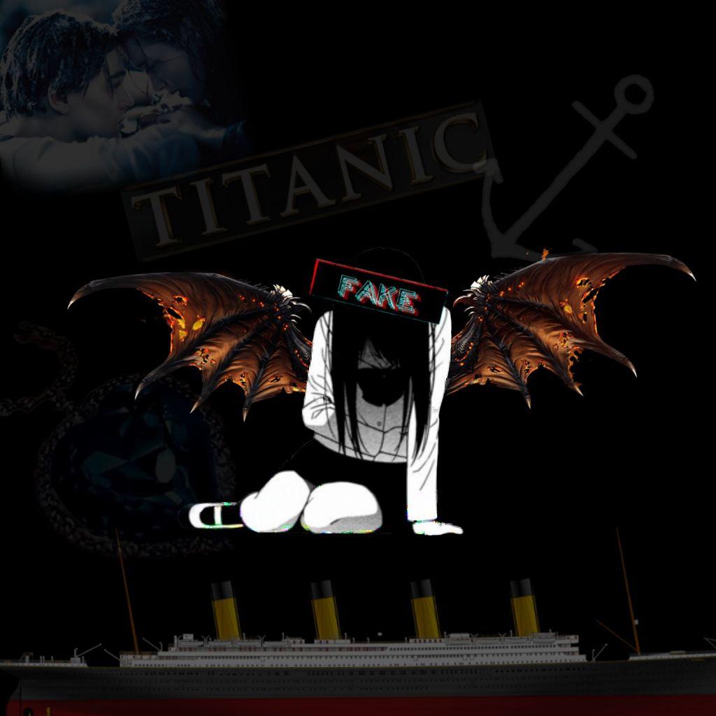 Titanic Amour Triste Malheureux Tristesse