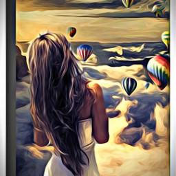 freetoedit beautifull art colorfull colorfulhair