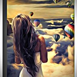 freetoedit beautifull art colorfull colorfulhair