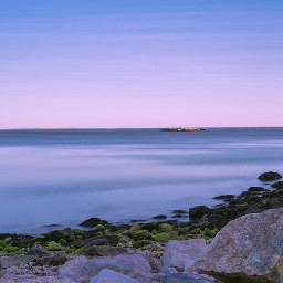 freetoedit naturephotography atlanticocean goldenhour