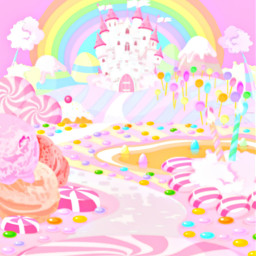 candyland tierradedulces dulces candy pink freetoedit