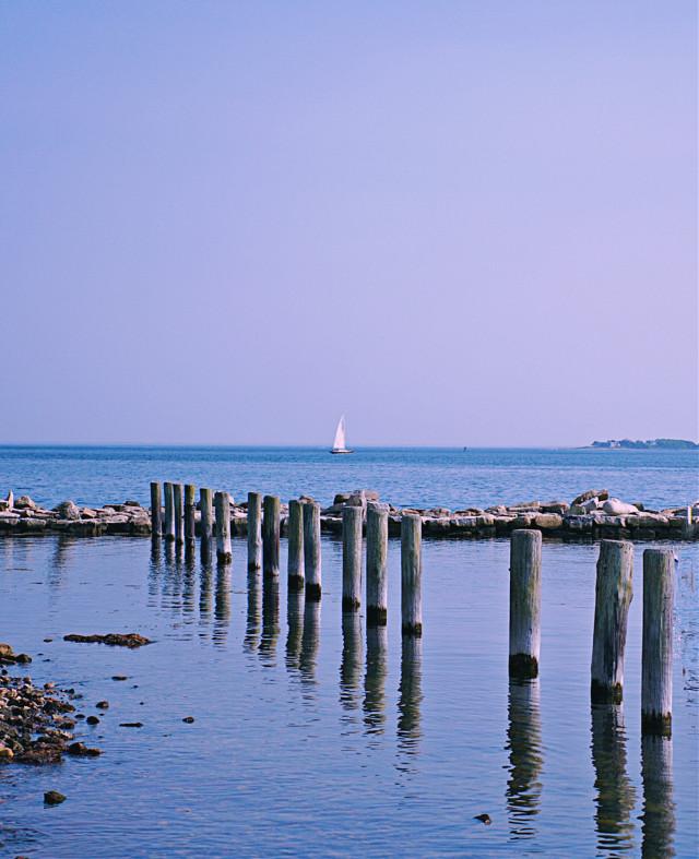 #freetoedit #naturephotography #atlanticocean #yacht #clearsky Happy Sunday 😃😎🖐