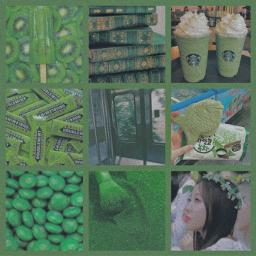 loona kpop kpopedit yves green freetoedit
