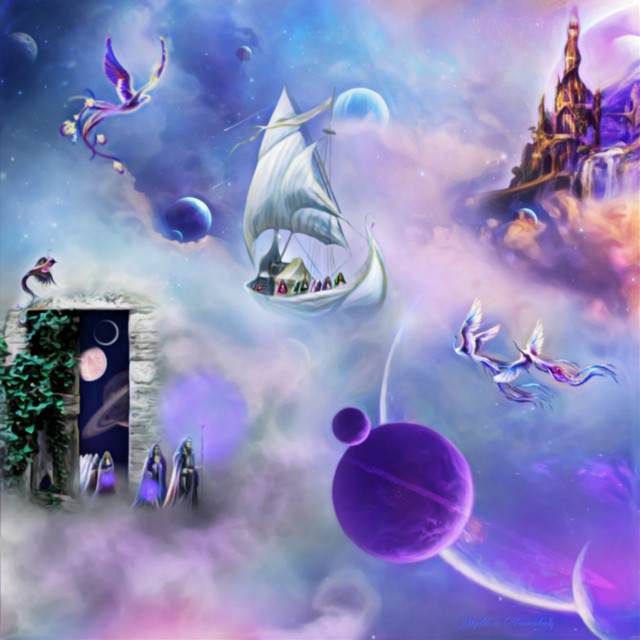 #freetoedit #VIPSHOUTOUT  #@rosapicci  #fantasyart #fantasy #makebelieve #imagination