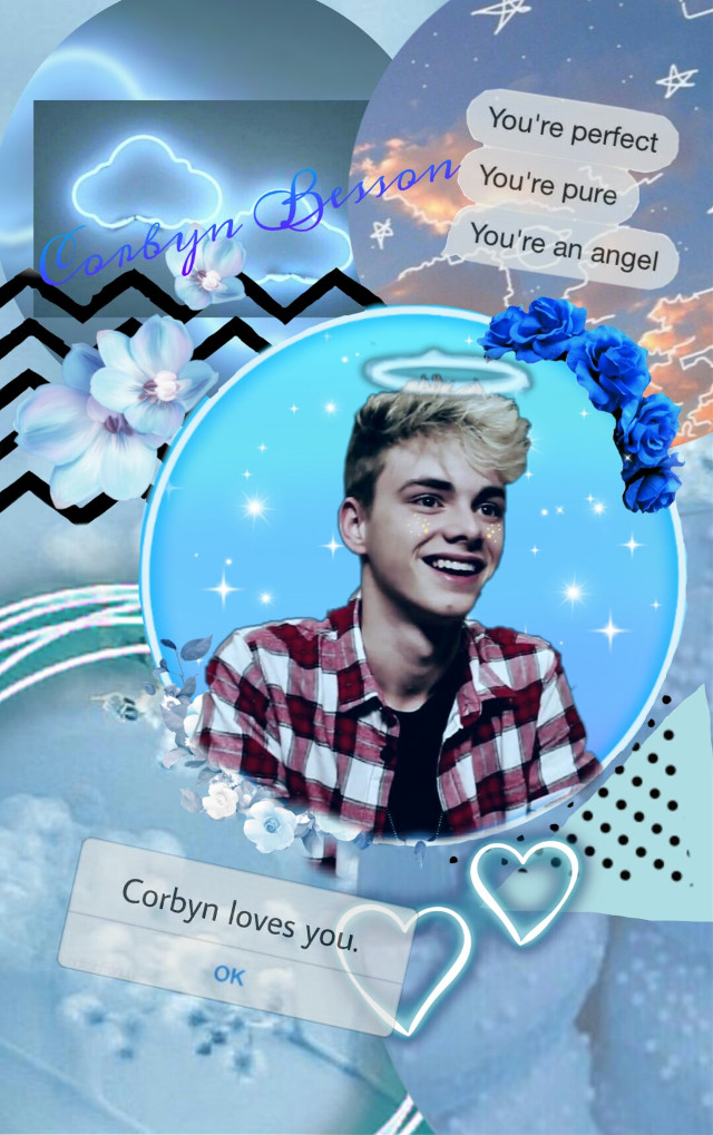 Edit for @corbyns_babe. Hope you like it! P.s. keep reading...  Guys I'm so sorry I've been MIA a lot so far this week. My summer has been really busy and I apologize. I will try and get the other two edit requests up by either today or tomorrow. Hope you guys understand. Much love, Jordan❤    #freetoedit #corbynbesson #wdwedits #whydontwe #asthetic #fanedit