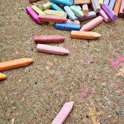 chalk sidewalk summer remixme myphoto freetoedit
