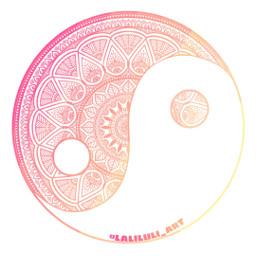 freetoedit circle yingyang yinyang circulo