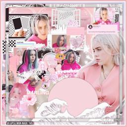 billieeilish billieeilishedit pink pinkaesthetic complex freetoedit