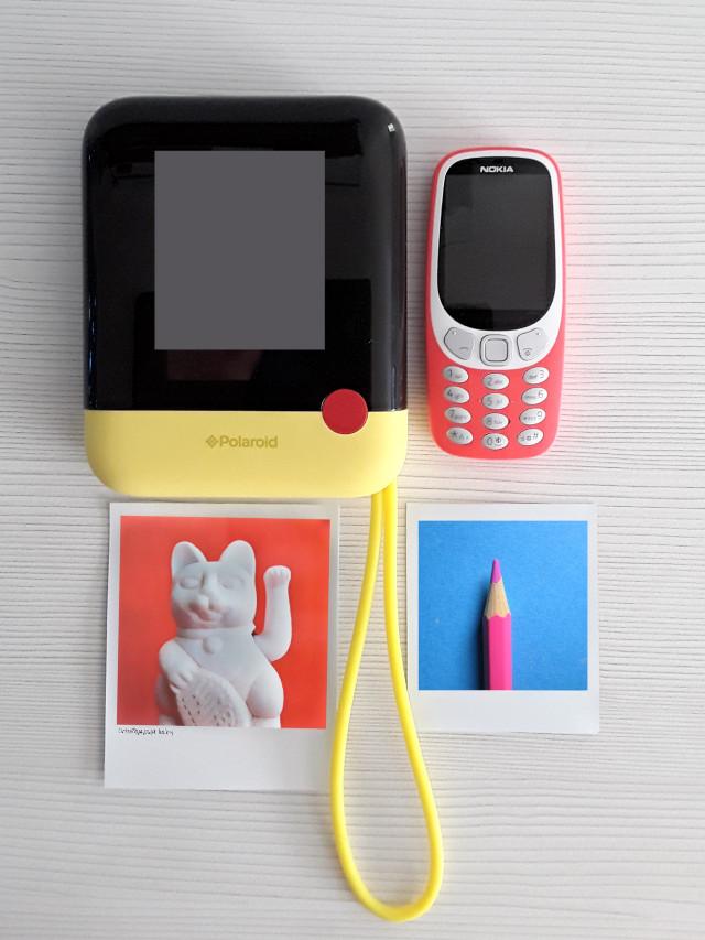 #freetoedit #camera #phone #popcolors #polaroids