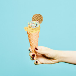 freetoedit ecicecream icecream cone