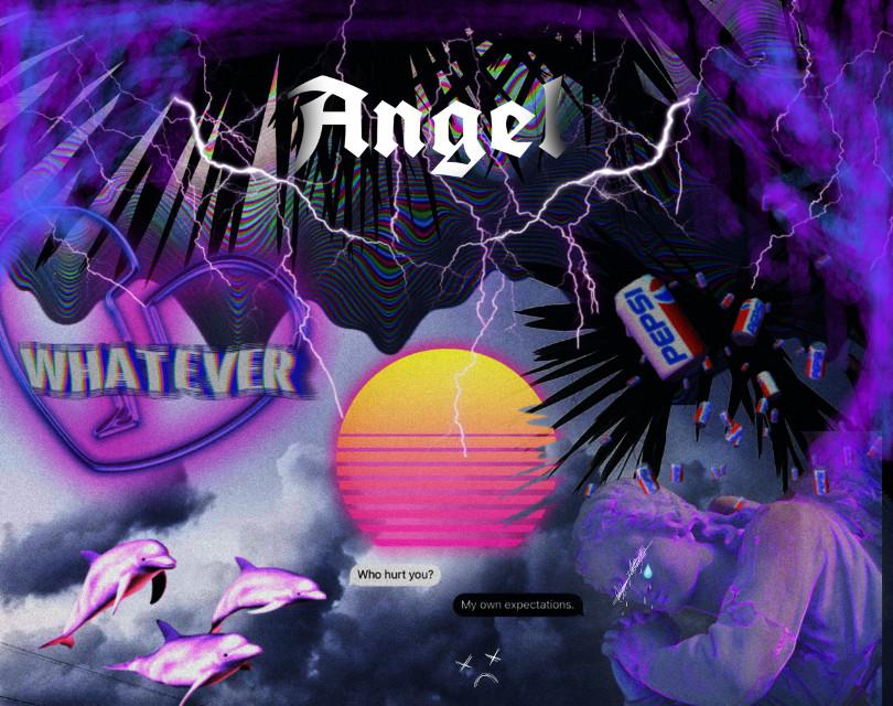 #freetoedit  #vaporwave #aesthetic #sad #sadlife #purple #beautiful  #vaporwaveaesthetic
