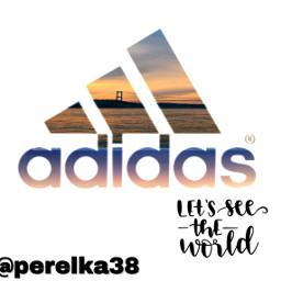 adidas picsart freetoedit