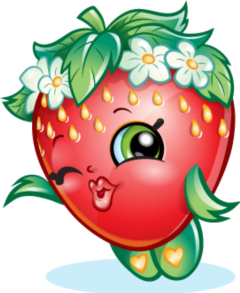 berry strawberry colorful cute freetoedit scstrawberry