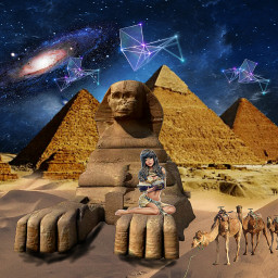 freetoedit egypt piramides egipcia ircdesert