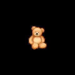 teddybear cute kids overlay emoji freetoedit