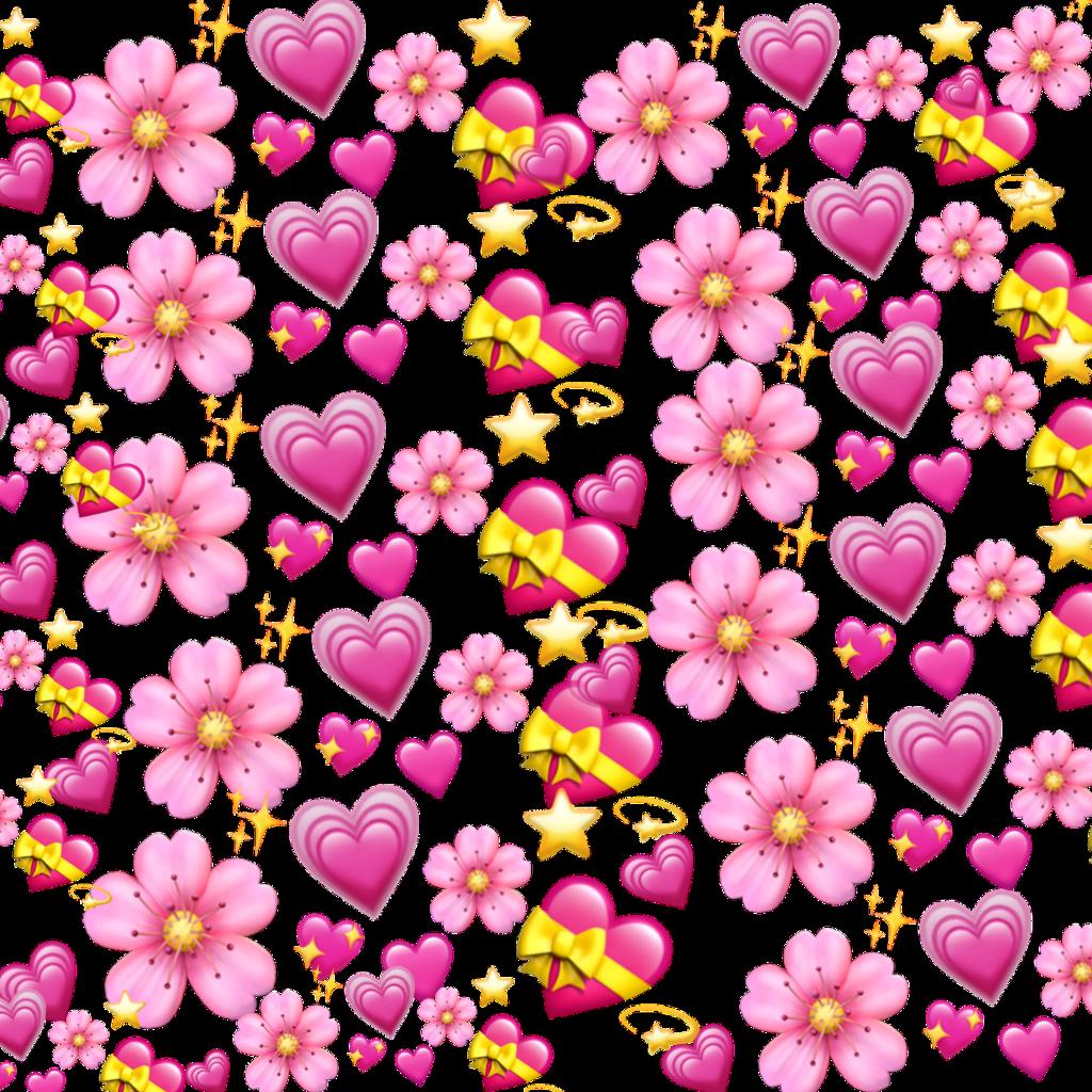 Aesthetic Emoji Tumblr Backgrounds Emojibackground Flow