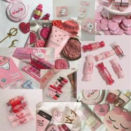 freetoedit pink makeup cute cutemakeup
