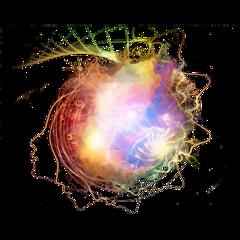 ftestickers light glow fractal neon freetoedit