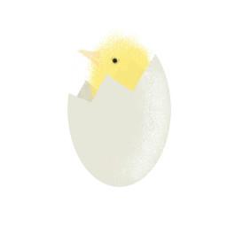 freetoedit bird egg little yellow