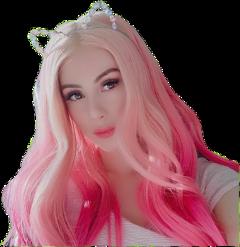 leah ashe pink edit fandom freetoedit
