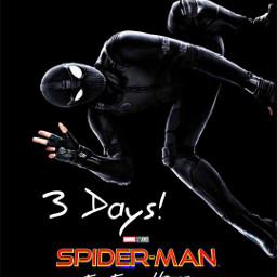 spidermanfarfromhome spiderman tomholland nickfury marvelstudios freetoedit