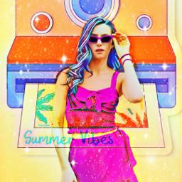 freetoedit summervibes ircsummergirl summergirl polaroid