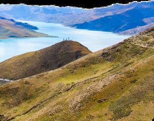 mountain lake nature freetoedit