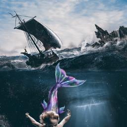 freetoedit mermaid srcmermaidoftheday mermaidoftheday