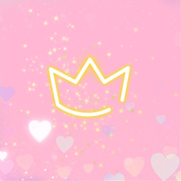freetoedit background backgrounds crown glitter
