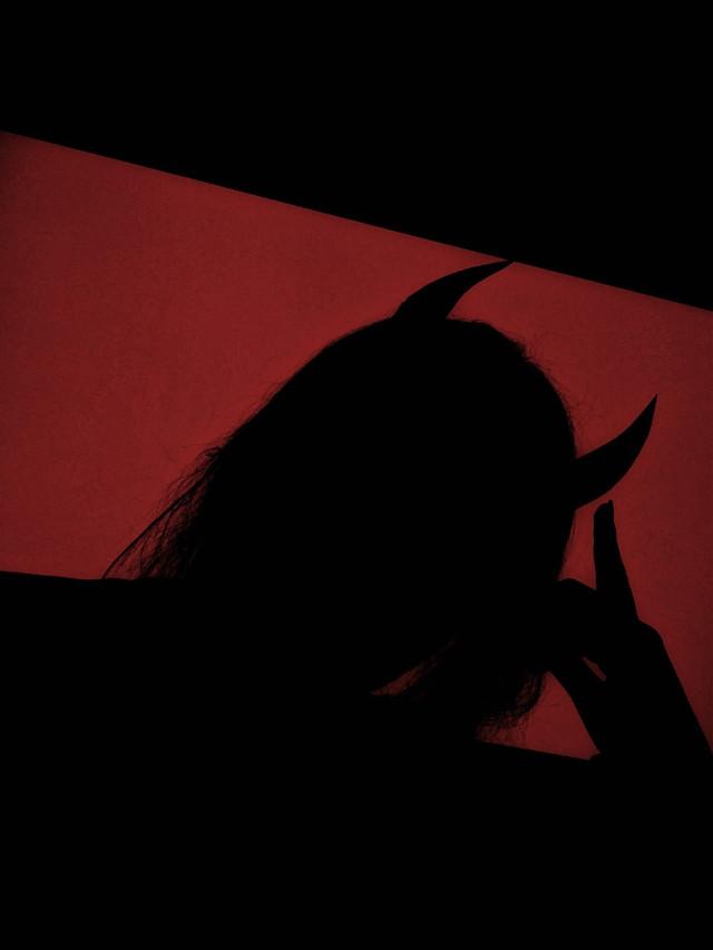 #aesthetic #red #redaesthetic #devil  #freetoedit