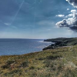 freetoedit myphotography cornwall coast sea