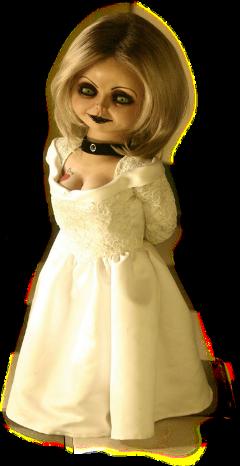 tiffany chucky horror horrormovie freetoedit