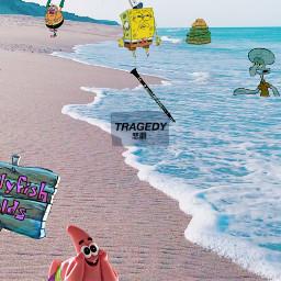 freetoedit bobsponja spongebob patricioestrella patricio