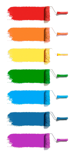 ftestickers paint paintbrushes painting colorful freetoedit