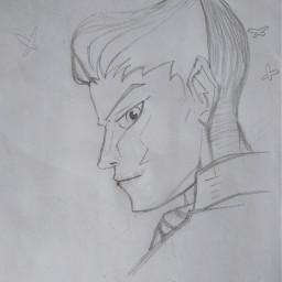 freetoedit 2018 gabriel drawing sketch