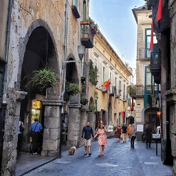 oldtown centrostorico southitaly italy architecture