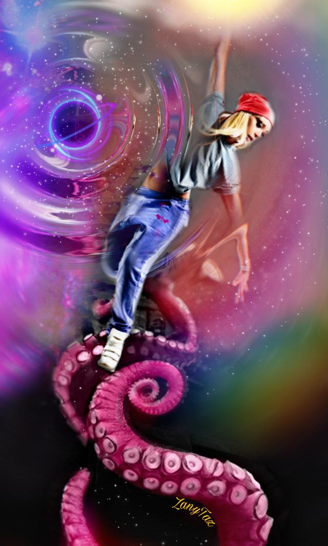 Get ready for: #Interdimensional #travel #warp #doors #portal #artbyme #be_creative @picsart #galaxy #universe