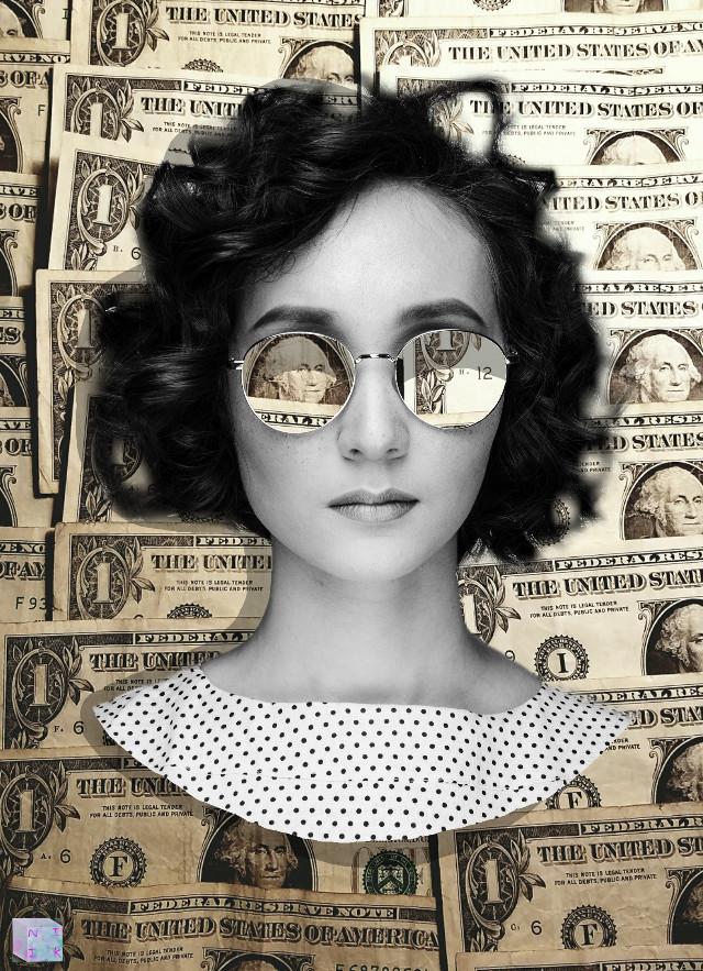 🤑 Vita M 🤑  . .  #freetoedit #money #madewithpicsart