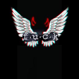 freetoedit sfondo screenlock neon wingsofanangel