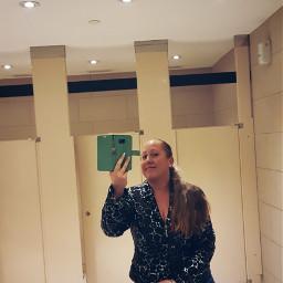 freetoedit me selfie meeting businesswoman