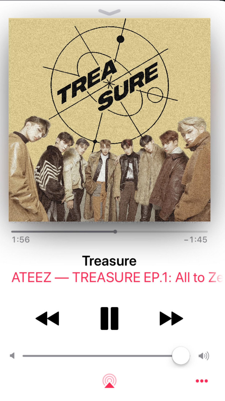 Treasure Song