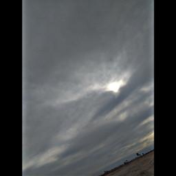 freetoedit nublado cielonublado cielo paisaje