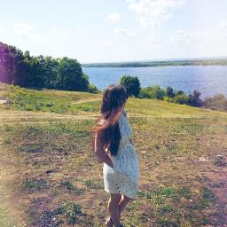 freetoedit russia samara park girl
